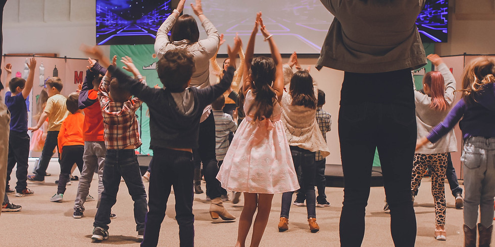 Youth and Kids Groups