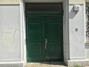 Doorway Daniel Shand