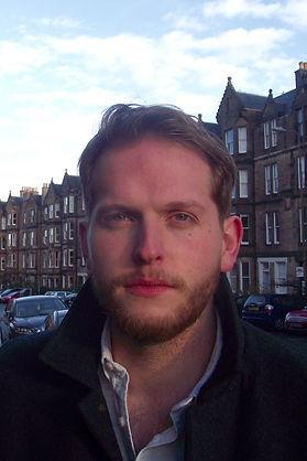 Daniel Shand Writer Edinburgh