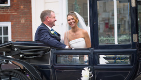 A Wedding in a Hampshire village : Barry & Nicola get married!