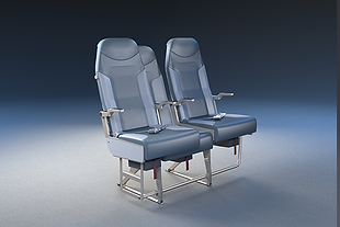 Molon Labe Airline Seating S3 Side Slip Airline Seat