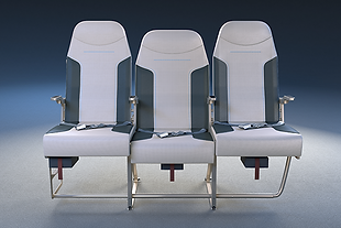 Molon Lab S1 Airline Seating