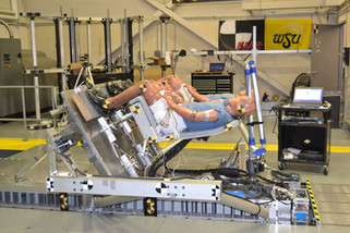 Side-Slip Seat completes 16G testing
