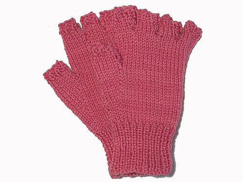 Pink Steptoe Gloves