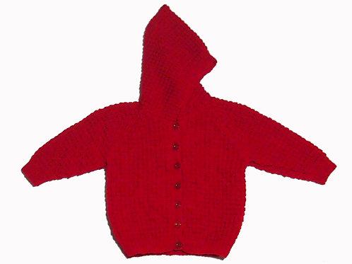 Red Pram Coat