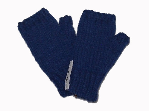 Cobalt Blue Steptoe Gloves