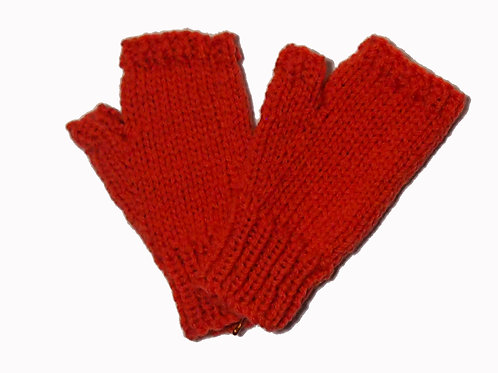 Orange Steptoe Gloves