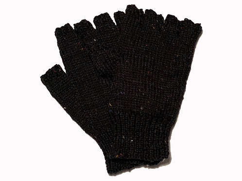 """Black Fleck """"Steptoe"""" Gloves"""