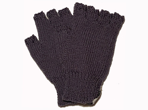 "Steel Grey ""Steptoe"" Gloves"