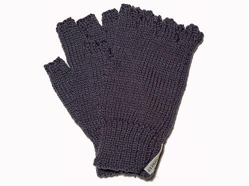 "Steel Grey ""Steptoe"" Gloves"