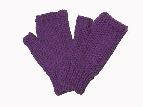 Purple Steptoe Gloves
