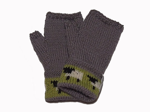 Moonlight Gloves with Cuff