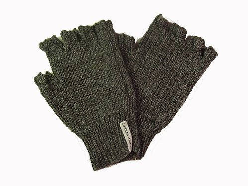 "Grey ""Steptoe"" Gloves"