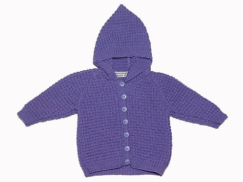 Purple Pram Coat