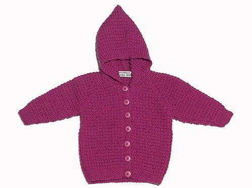 Pink Pram Coat