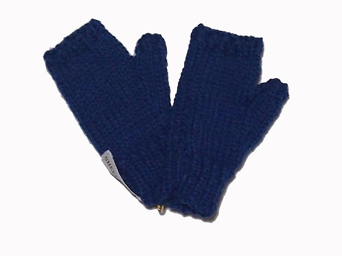 Cobalt Blue Steptoe Gloves