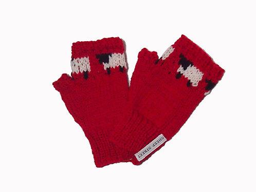 Red Steptoe Gloves