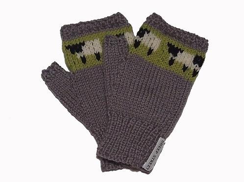 Moonlight Fingerless Gloves