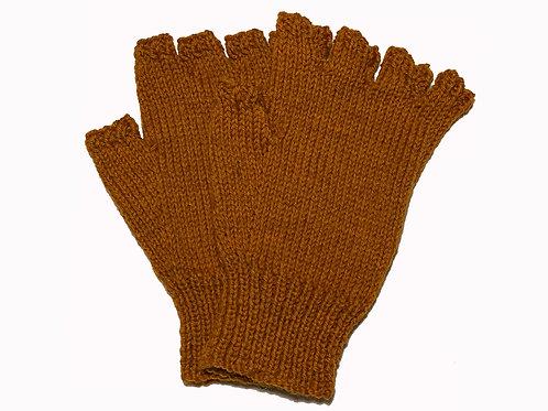 "Mustard ""Steptoe"" Gloves"