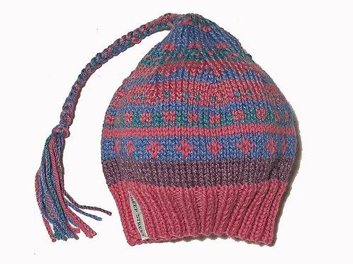 Pink Persian Style cap