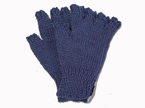 Mid Blue Steptoe Gloves