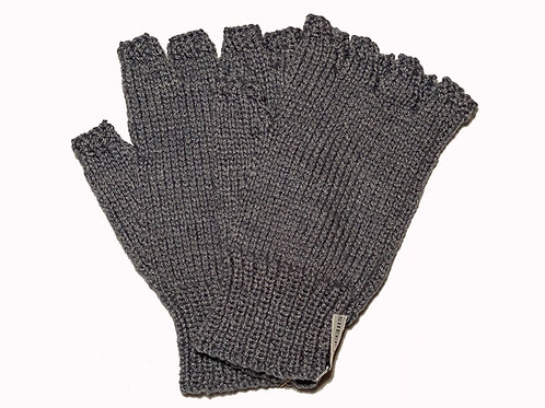 "Light Grey ""Steptoe"" Gloves"