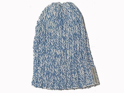Blue/White Cotton Hat