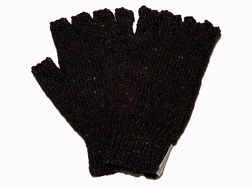 "Black Fleck ""Steptoe"" Gloves"
