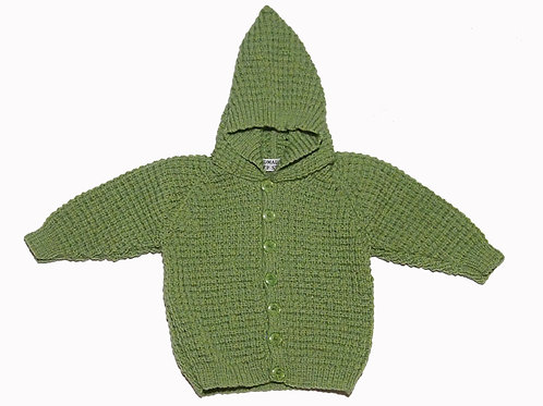 Green Pram Coat