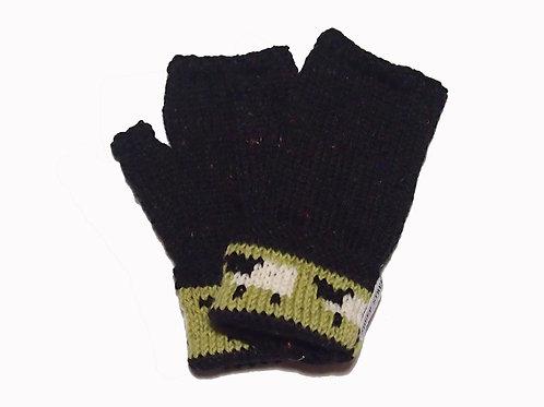 Midnight Gloves with Cuff