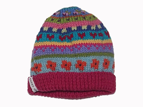 Small - Pink Beanie