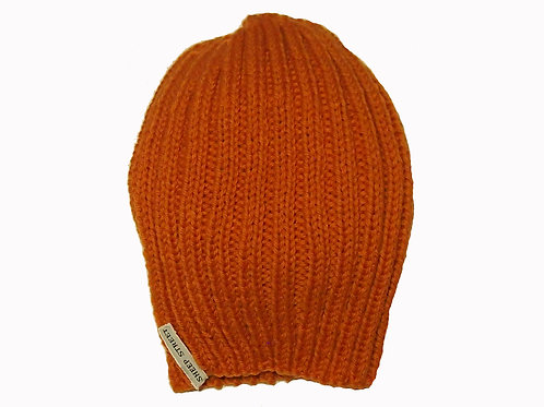 Butterscotch Ribbed Hat