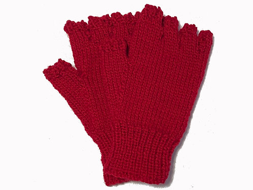 Red Steptoe Gloves