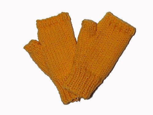 Yellow Steptoe Gloves