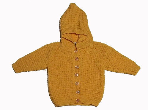 Yellow Pram Coat
