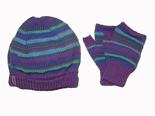 Purple Temperature Set