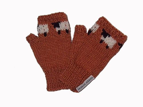 Bronze Steptoe Gloves