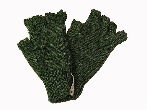 "Green ""Steptoe"" Gloves"