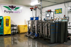 Purplebee's CO2 Extraction Facility