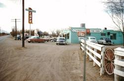 Greenwood's Diner - Now Purplebee's and Mesa Organics