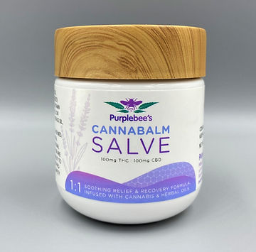 Cannabalm Salve 3 oz