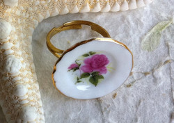 English Rose Ring