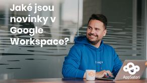 Nové funkce Google Workspace pro vzdálenou spolupráci