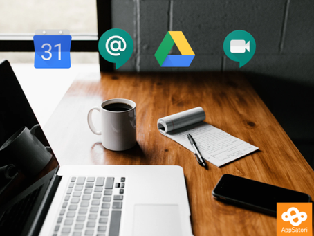 11 praktických tipů, jak na vzdálenou spolupráci přes Google Workspace nástroje
