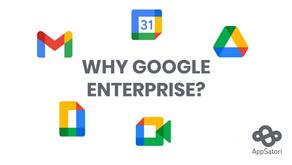 Why Google Enterprise?