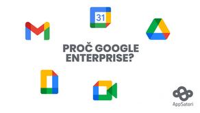 Proč si vybrat Google Enterprise