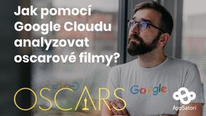 Analýza emocí v oscarovém filmu Země nomádů pomocí Google Cloudu