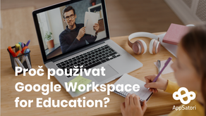 Proč používat Google Workspace for Education?
