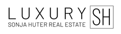 Sonja Huter Real Estate Logo (black - ou