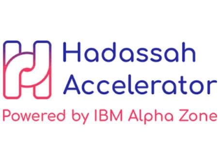 Participation in Hadassah Hospital's IBM Accelerator!